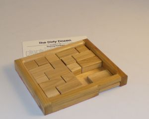 Dirty Dozen Puzzle #0009
